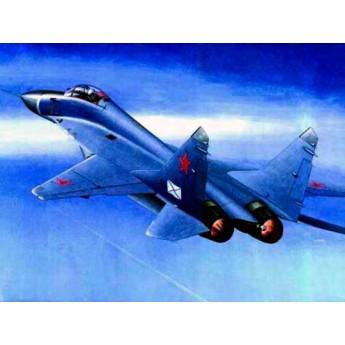 Модель самолета МиГ-29К (1:32)