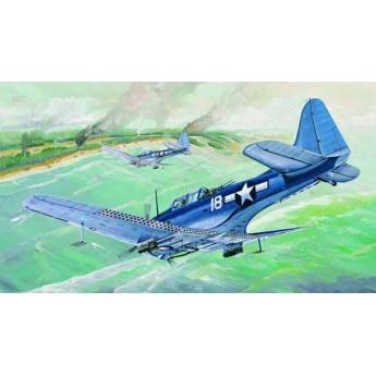 "Модель самолета SBD-5/ А-24B ""Даунтлес"" (1:32)"
