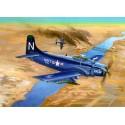 Trumpeter 02252 Сборная модель самолета A-1D AD-4 Skyraider (1:32)