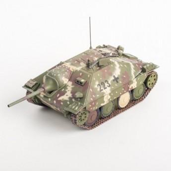 Panzerstahl 88036 Готовая модель САУ Hetzer (mid prod) 741 Западный фронт сентябрь 1944 г (1:72)