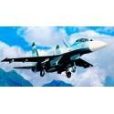Trumpeter 02270 Сборная модель самолета Су-27УБ (1:32)