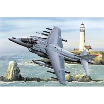 "Модель самолета RAF ""Harrier"" GR Mk.7 (1:32)"