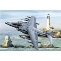 "Trumpeter 02287 Сборная модель самолета RAF ""Harrier"" GR Mk.7 (1:32)"