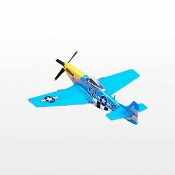 Easy Model 36301 Готовая модель самолета P-51D Мустанг 361 эскадра (1:72)