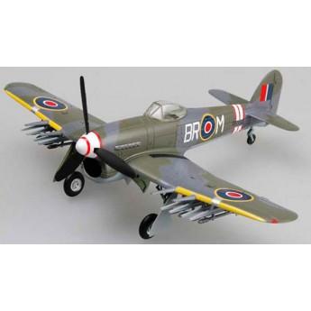Easy Model 36313 Готовая модель самолета Тайфун Mk.IB 184 эскадра (1:72)