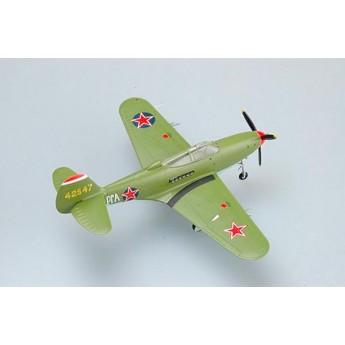 """Модель самолета Р-39Q-15 """"Аэрокобра"""" Украина 1944 г. (1:72)"""