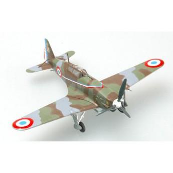 Easy Model 36325 Готовая модель самолета MS-406 Франция (1:72)