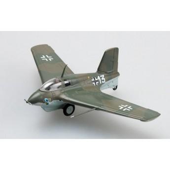 """Модель самолета Ме-163 В-1а """"белый 13"""" II/JG400 (1:72)"""