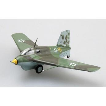 Easy Model 36344 Готовая модель самолета Me-163 B-1a жёлтый 15 (1:72)
