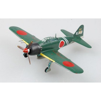 "Easy Model 36350 Готовая модель самолета ""Зеро"" 203 эскадра ВМФ (1:72)"