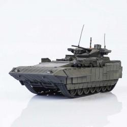 Модель российской БМП Т-15