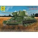 Моделист 303546 Сборная модель танка Т-34-76 обр. 1942 г (1:35)