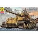 """Моделист 303565 Сборная модель танка """"Кингтигр"""" с двумя фигурами и металлическими деталями (1:35)"""