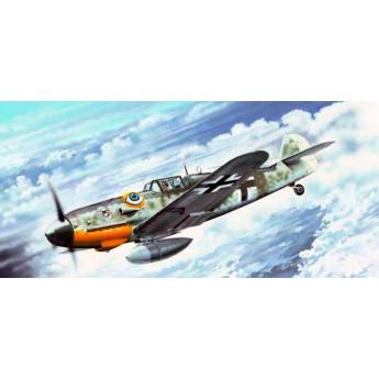Модель самолета Мессершмитт Bf109G-6 early (1:24)