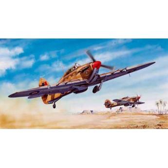 "Модель самолета ""Харрикейн"" Mk IIC/Trop (1:24)"