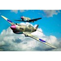 Trumpeter 02807 Сборная модель самолета Curtiss P-40B Warhawk (1:48)