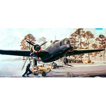 """Модель самолета """"Веллингтон"""" Мк. IC (1:48)"""