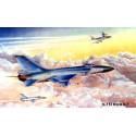 Trumpeter 02811 Сборная модель самолета Су-15 ТМ (1:48)