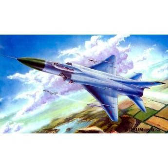 Модель самолета SU-15 UM Flagon G (1:48)