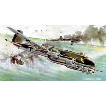 """Модель самолета Фокке-Вульф FW-200С-4 """"Кондор"""" (1:48)"""