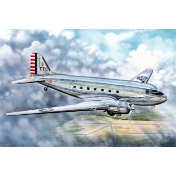 Trumpeter 02829 Сборная модель самолета DC-3 (1:48)