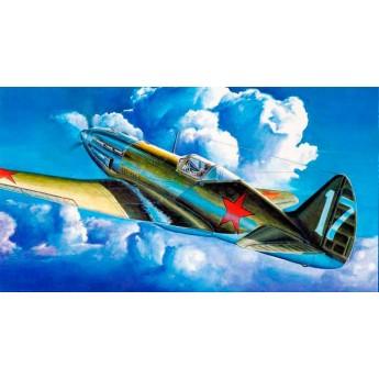 Модель самолета МиГ-3 (ранняя версия) (1:48)