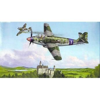 Модель самолета Messerschmitt Me 509 (1:48)