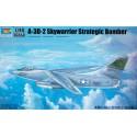 Trumpeter 02868 Сборная модель самолета A-3D-2 Scywarrior Strategic Bomber (1:48)