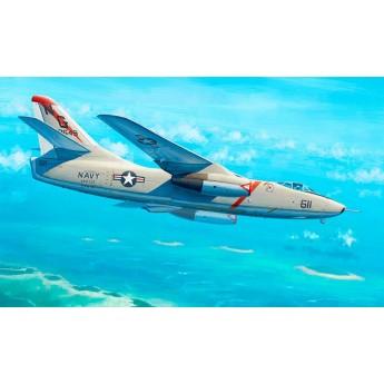Модель самолета Палубный заправщик KA-3B Скайуорриор (1:48)
