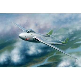 Модель самолета Vampire FB.MK.5 (1:48)