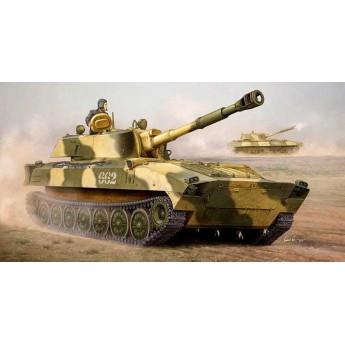 """Trumpeter 05571 Сборная модель 122-мм САУ 2С1 """"Гвоздика"""" (1:35)"""