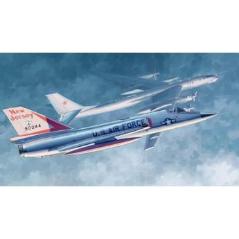 Модель самолета US F-106A Delta Dart (1:48)