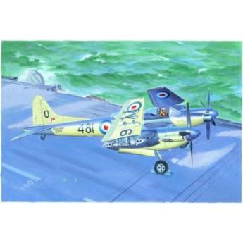 Модель самолета De Havilland Sea Hornet NF.21 (1:48)