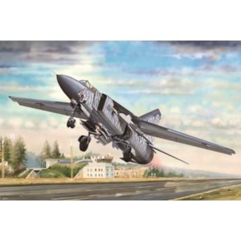 Модель самолета МиГ-23МЛ (1:32)