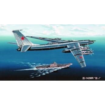 Модель самолета Ту-142МР (1:144)