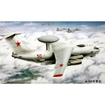 Модель самолета А-50 (1:144)