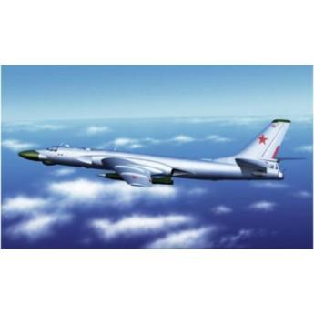 Модель самолета Ту-16к-10 (1:144)