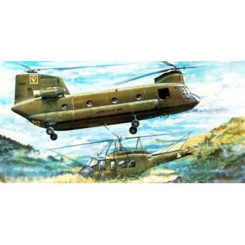 """Модель вертолета СН-47А """"Чинук"""" (1:35)"""