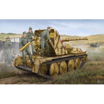 Модель САУ Waffentrager 8,8cm PAK-43 (1:35)