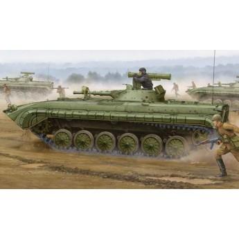 Модель бронетранспортёра БМП-1П (1:35)
