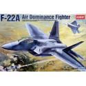 """Academy 12212 Сборная модель самолета F-22 """"Раптор"""" (1:48)"""