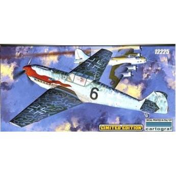 Academy 12225 Сборная модель самолета Мессершмитт BF-109Т-2 (1:48)