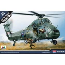 Academy 12299 Сборная модель вертолёта Royal Navy Wessex UH.5 (1:48)