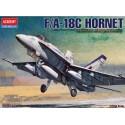 """Academy 12411 Сборная модель самолета F/A-18C """"Хорнет"""" (1:72)"""