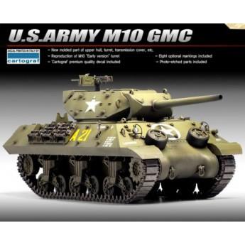 """Модель САУ US ARMY M10 GMC """"Anniv.70 Normandy Invasion 1944"""" (1:35)"""