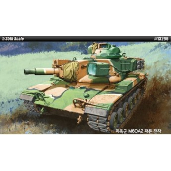 Модель танка US ARMY M60A2 (1:35)