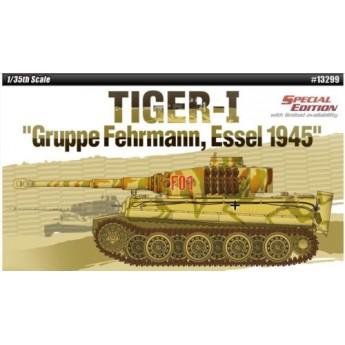 "Модель танка TIGER-I ""Gruppe Fehrmann, Essel 1945"" (1:35)"
