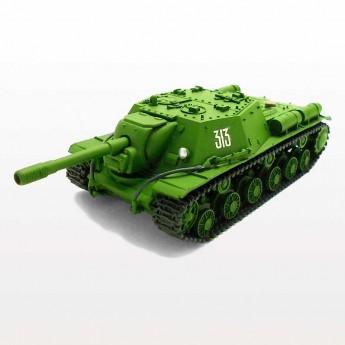 Soviet Armour SA109 Готовая модель танка КВ-14 (СУ-152) (1:72)