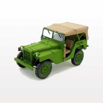 GAZ-64 Soviet Jeep
