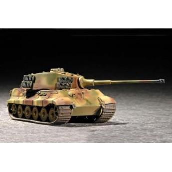 """Модель танка """"Кингтигр"""" (башня Хеншель) (1:72)"""